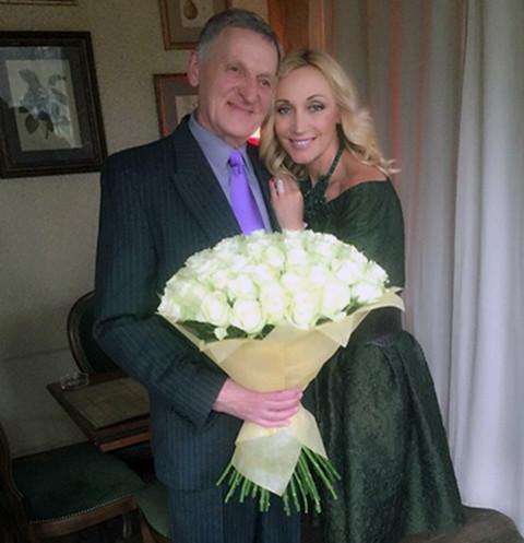 Отец Кристины Орбакайте выживает на пенсию в 20 тысяч рублей в Литве