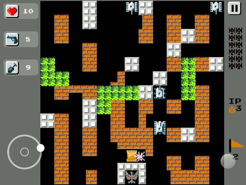 Tank 1990 Game Ringan Android Offline di Bawah 20MB