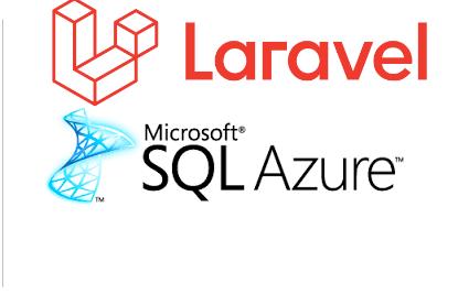 SQL-Azure-laravel-sail