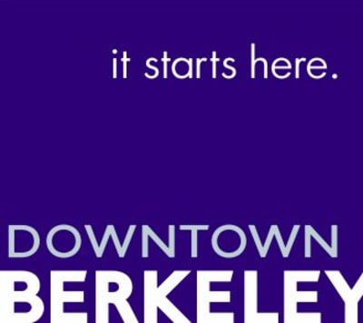 Downtown Berkeley logo
