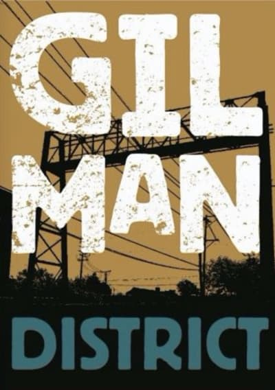 Gilman District logo