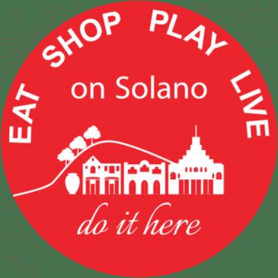 Solano Avenue Association logo