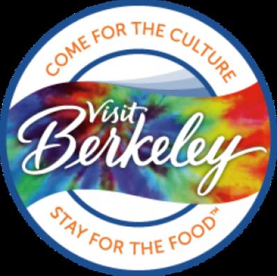 Visit Berkeley logo
