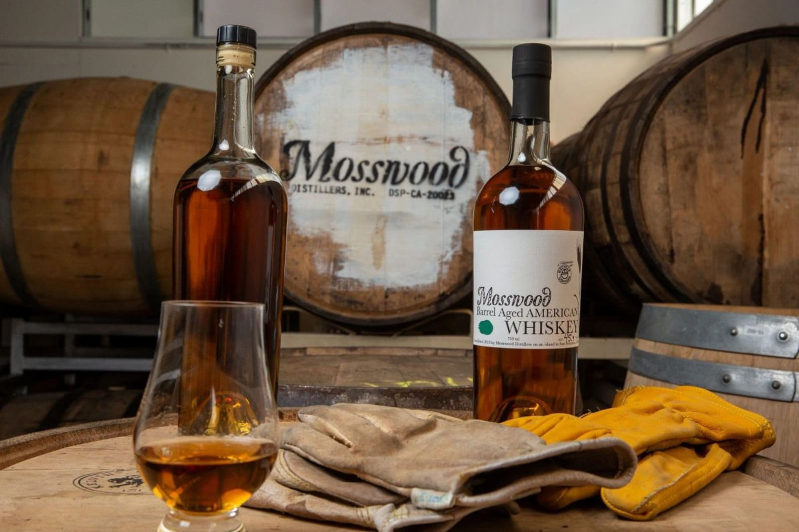 Gifts at Mosswood Distillers