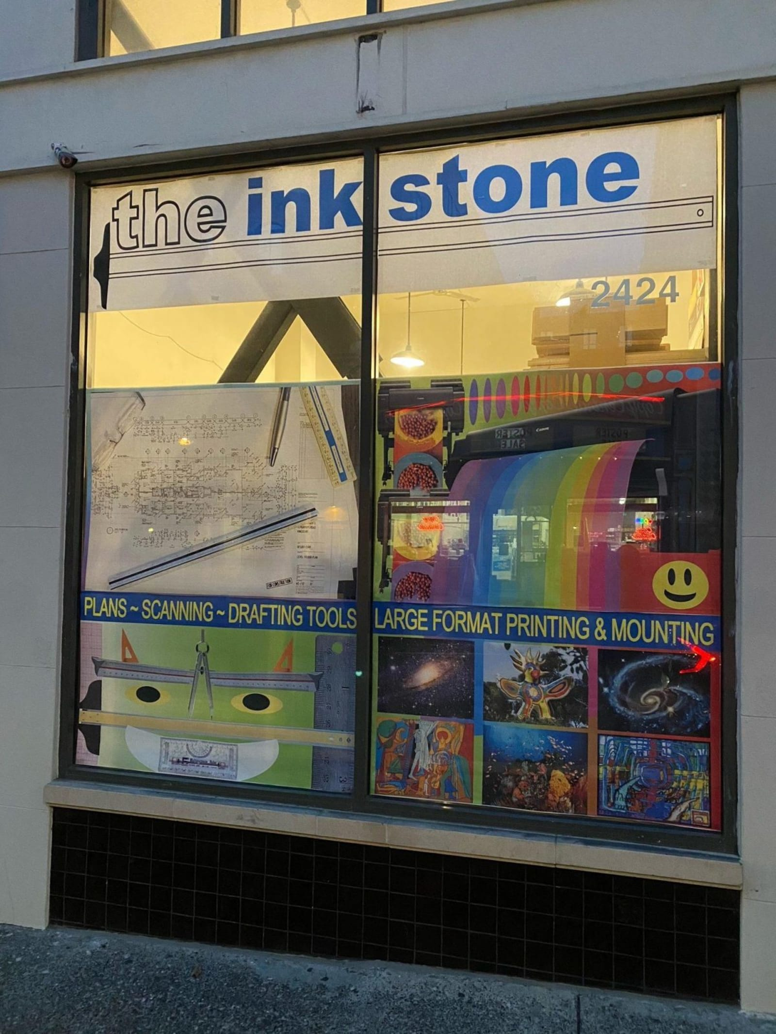 Gifts at The Ink Stone