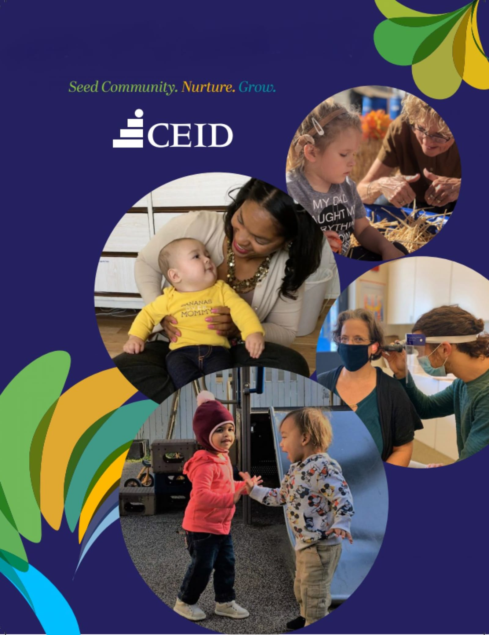 Gifts at Center for Early Intevention on Deafness (CEID)