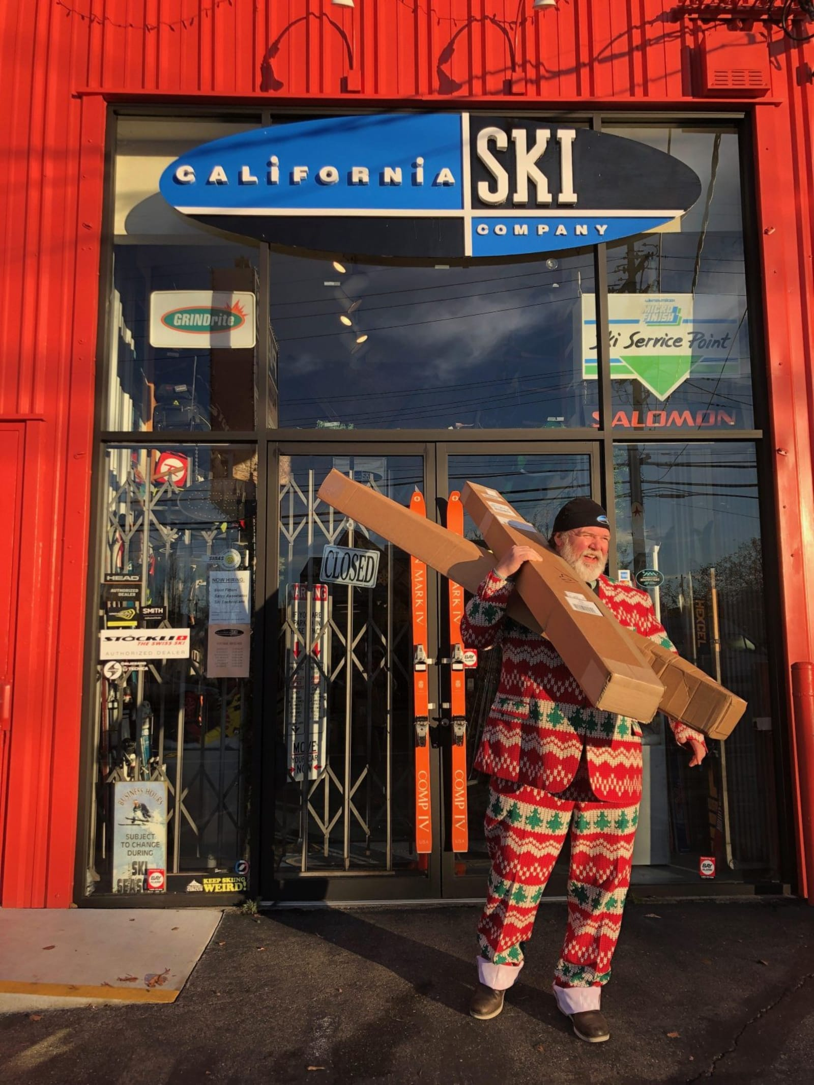 Gifts at California Ski Company