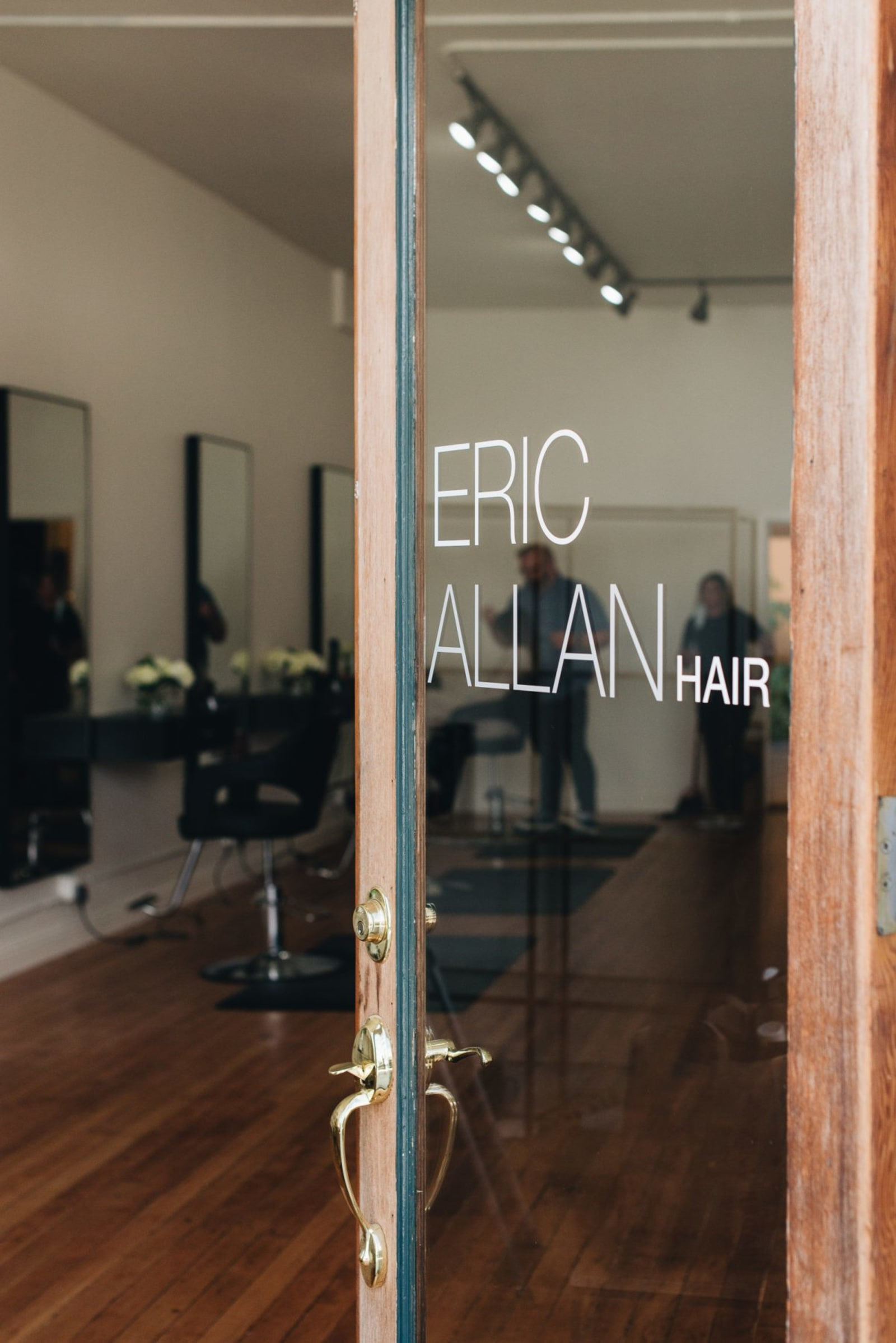Gifts at ERIC ALLAN HAIR