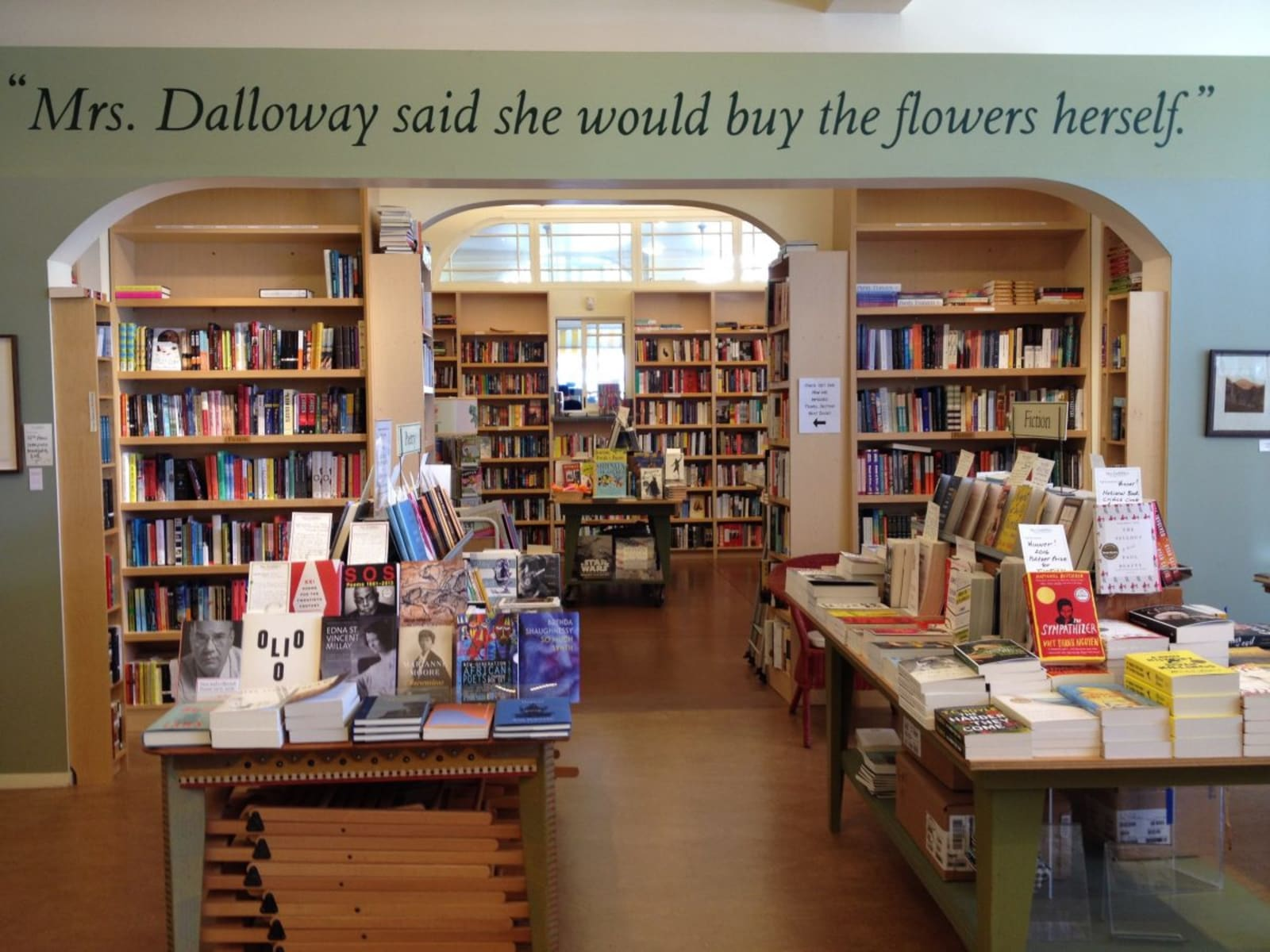 Gifts at Mrs. Dalloway's