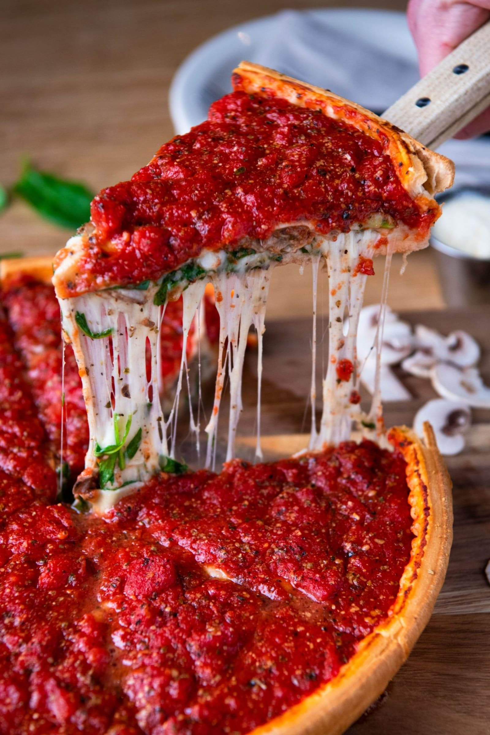Gifts at Zachary's Chicago Pizza