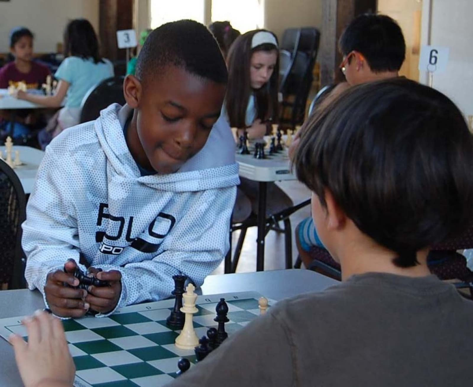 Gifts at Berkeley Chess School
