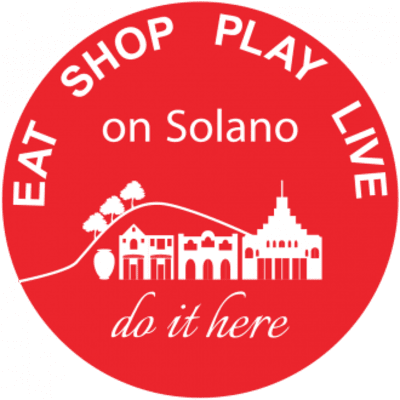 Solano Avenue Association logo