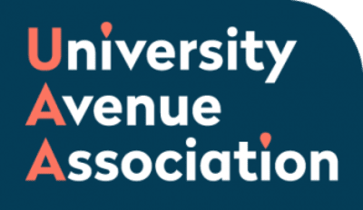 University Avenue Association logo