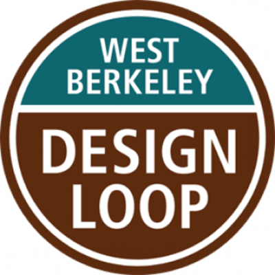 West Berkeley Design Loop logo
