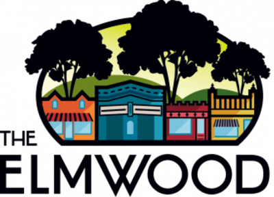 The Elmwood logo