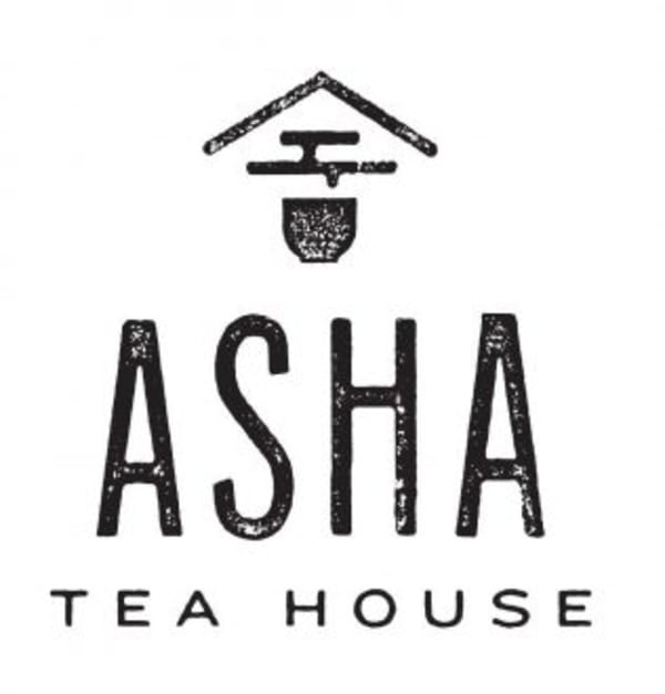 Asha Tea House logo