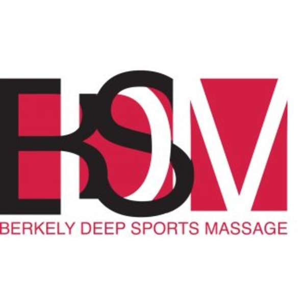 Berkeley Deep Sports Massage logo
