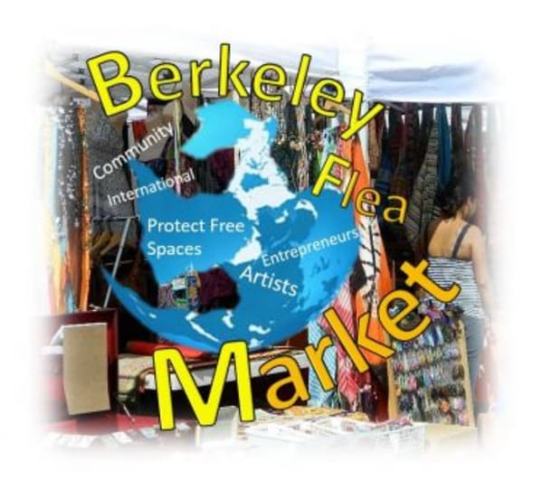 Berkeley Flea Market logo