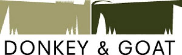 Donkey & Goat Winery & Tasting Room logo