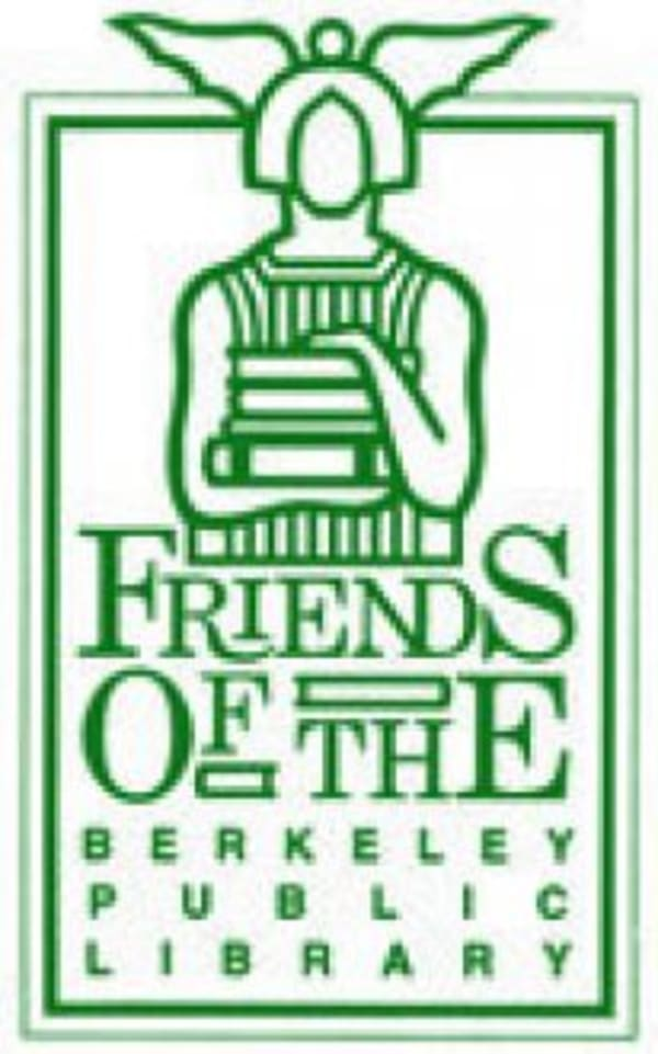 Friends of the Berkeley Public Library Bookstore logo