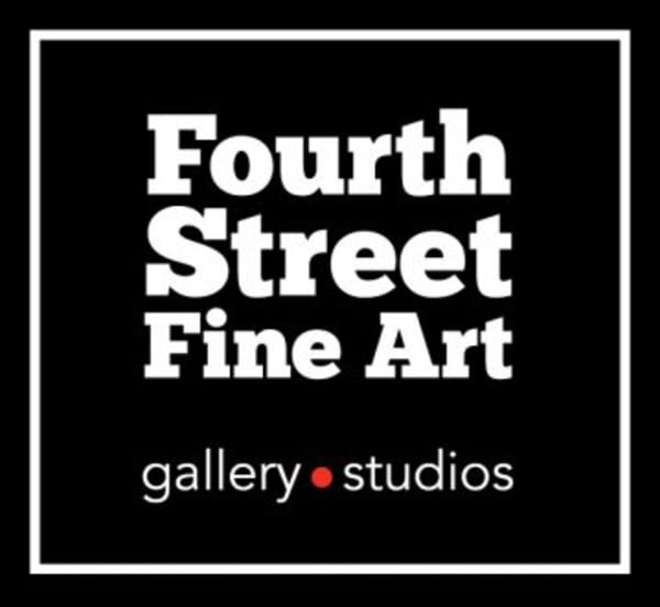 4th Street Fine Art logo