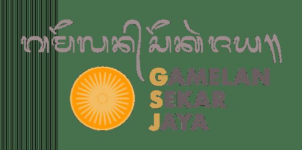Gamelan Sekar Jaya logo