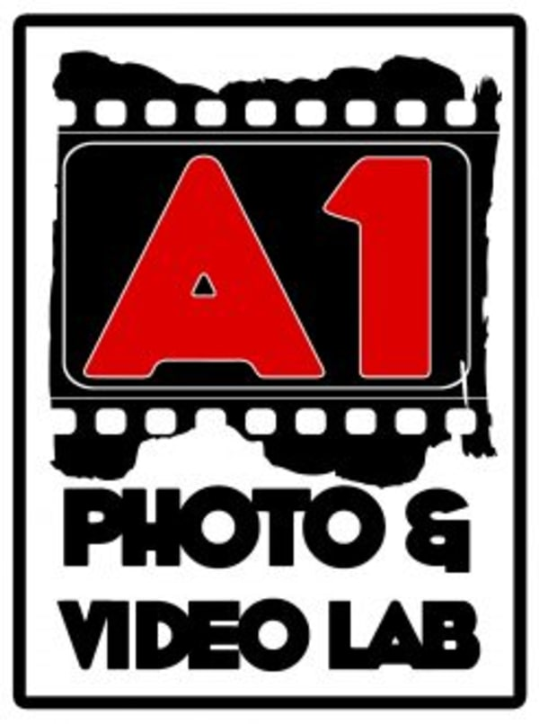 A1 Photo and Video Lab logo