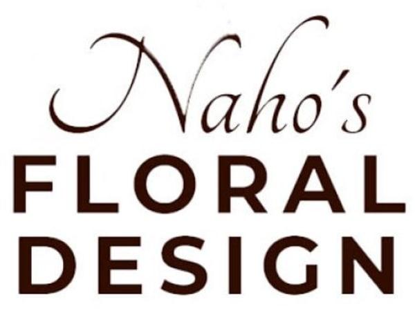 Naho's Floral Design logo