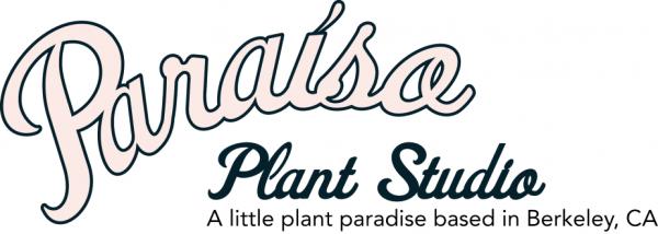Paraíso Plant Studio logo