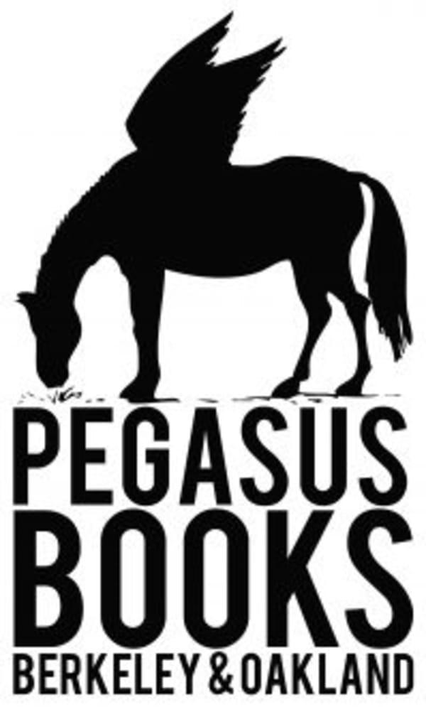 Pegasus Books logo