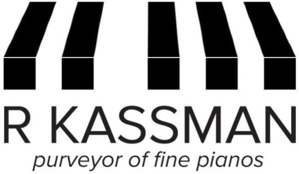 R. KASSMAN PIANO logo