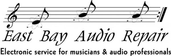 EAST BAY AUDIO REPAIR logo