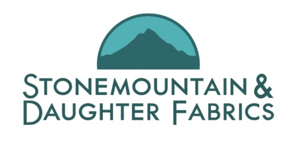 Stonemountain & Daughter Fabrics logo