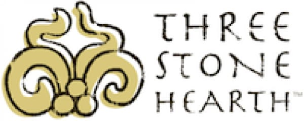 Three Stone Hearth logo