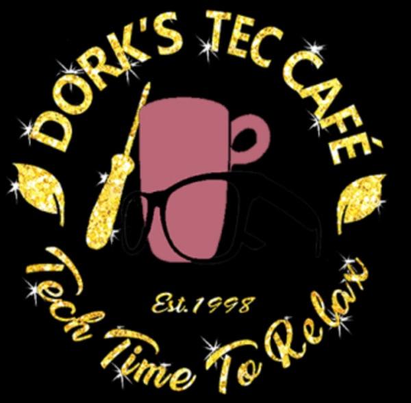 Dorks Tec Cafe logo