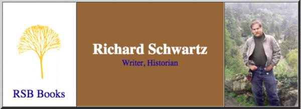 Richard Schwartz, Historian/RSB Books logo