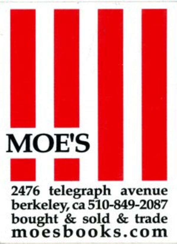 Moe's Books logo