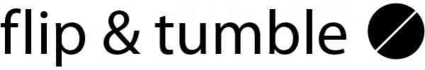 flip & tumble logo