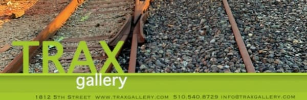 Trax Gallery logo