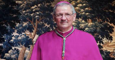 Lettera del Vescovo Claudio alla nostra comunità