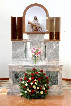 Altare della Madonna Del Capitello