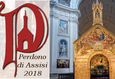 Perdono di Assisi 2020 – 2 Agosto 2020