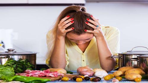 Pantangan dan Anjuran Makanan Penderita Sakit Kepala