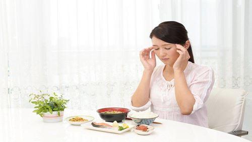Anjuran dan Pantangan Makanan Penderita Migrain