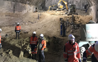 A recent tunnel construction project using Processmonitor Live