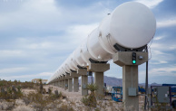 Virgin Hyperloop is part of a global race to bring vacuum maglev technology to market