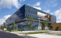 The Circle Reading hospital was delivered using 80% repeatable components