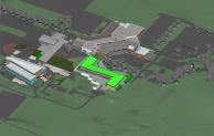 Speller Metcalfe employed BIM at Habberley Learning Campus in Kidderminster