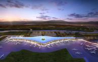 Rendering of Tocumen Airport, Panama
