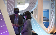 The latest VR and AR technology will be on show, along with robotics, drones and UAVs